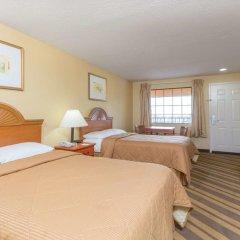 Отель Days Inn & Suites by Wyndham Vicksburg 2* Стандартный номер с 2 отдельными кроватями фото 3