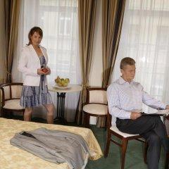 Spa Hotel Schlosspark 4* Номер Комфорт с различными типами кроватей фото 8