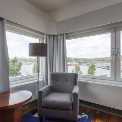 Radisson Blu Caledonien Hotel, Kristiansand 4* Стандартный номер с различными типами кроватей