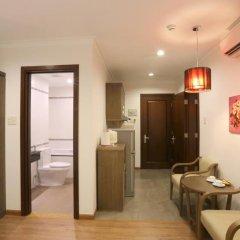 Апартаменты Song Hung Apartments Студия с различными типами кроватей фото 23