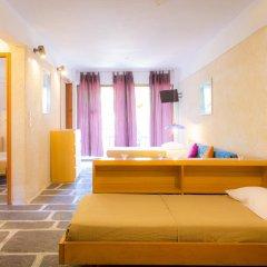 Apollonia Hotel Apartments 4* Люкс с различными типами кроватей фото 11