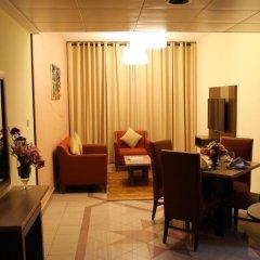 Spark Residence Deluxe Hotel Apartments 3* Люкс с различными типами кроватей фото 7