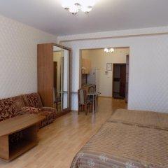 Гостиница ИГМАН комната для гостей фото 4