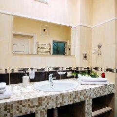 Гостиница Vip-kvartira Kirova 3 Улучшенные апартаменты с 2 отдельными кроватями фото 13