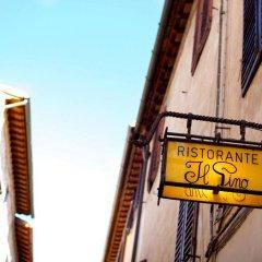Отель Locanda Il Pino Италия, Сан-Джиминьяно - отзывы, цены и фото номеров - забронировать отель Locanda Il Pino онлайн балкон