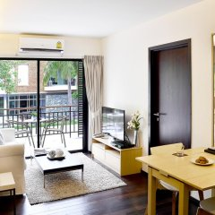 Отель The Title Phuket 4* Номер Делюкс с разными типами кроватей фото 29