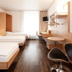 Hotel Basilea Zürich 3* Стандартный номер с различными типами кроватей фото 5
