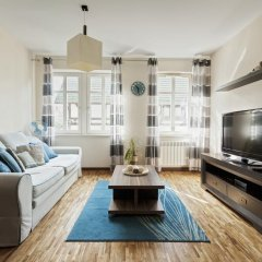 Отель Royal Apartments - Apartamenty Morskie Польша, Сопот - отзывы, цены и фото номеров - забронировать отель Royal Apartments - Apartamenty Morskie онлайн комната для гостей фото 4