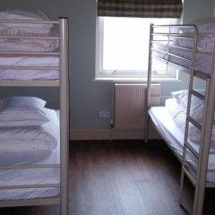 Отель Publove @ Exmouth Arms Euston 2* Кровать в женском общем номере с двухъярусной кроватью фото 6