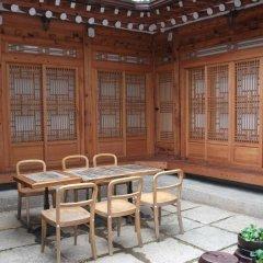 Отель Hyosunjae Hanok Guesthouse детские мероприятия фото 2