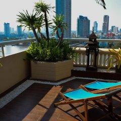Отель Ramada Plaza by Wyndham Bangkok Menam Riverside 5* Люкс с различными типами кроватей фото 6