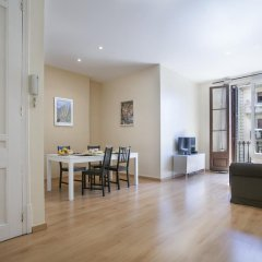 Отель Bbarcelona Corsega Flats Барселона комната для гостей фото 4