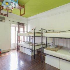 Urban Garden Hostel Кровать в общем номере с двухъярусной кроватью фото 3