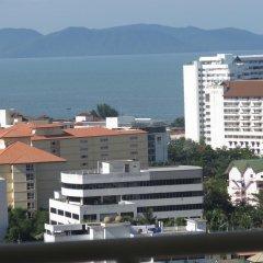 Апартаменты View Talay 1B Apartments Студия с различными типами кроватей фото 3