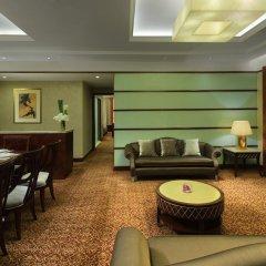 Radisson Blu Hotel Shanghai New World 5* Люкс с различными типами кроватей