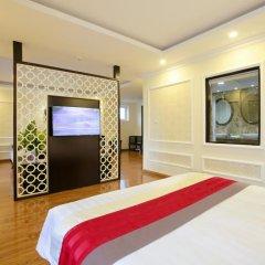 Hoian Sincerity Hotel & Spa 4* Люкс с различными типами кроватей фото 3