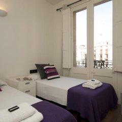 Отель Feel Good Apartments Ciutat Vella Испания, Барселона - отзывы, цены и фото номеров - забронировать отель Feel Good Apartments Ciutat Vella онлайн комната для гостей фото 4