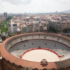 Отель ChicRoomBarcelona Monumental Views бассейн