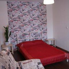 Гостиница ВикторияОтель на Мусы Джалиля Номер Комфорт разные типы кроватей фото 6
