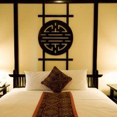 Отель Hoi An Trails Resort 4* Номер Делюкс с различными типами кроватей фото 3