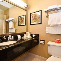Отель BEST WESTERN PLUS Brookside Inn 2* Стандартный номер с различными типами кроватей фото 3