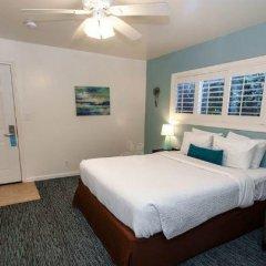 Отель Santa Monica Motel 2* Стандартный номер с различными типами кроватей фото 17