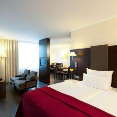 Отель NH Collection Berlin Mitte Am Checkpoint Charlie 4* Люкс с разными типами кроватей фото 9