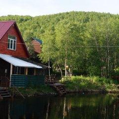 Гостиница Melnitsa Inn Коттедж с разными типами кроватей