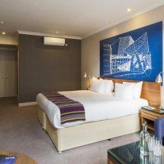 Townhouse Hotel Manchester 4* Улучшенный номер с различными типами кроватей