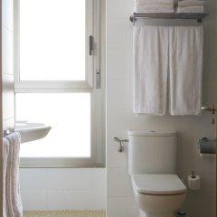 Отель Aura Park Fira Barcelona Апартаменты Премиум с различными типами кроватей фото 21