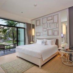 Отель U Sathorn Bangkok 5* Улучшенный номер с различными типами кроватей фото 3