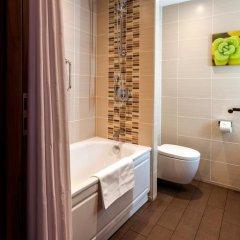 Гостиница Hilton Garden Inn Moscow Новая Рига 4* Стандартный номер с двуспальной кроватью фото 11