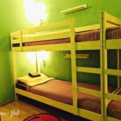 Гостиница Rooms.SPb Кровать в общем номере с двухъярусной кроватью фото 10