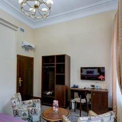 Мини-Отель Big Marine 4* Улучшенный номер с двуспальной кроватью фото 14
