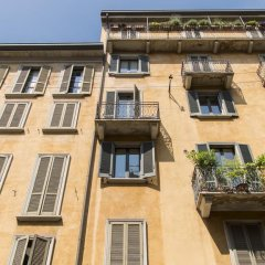 Отель Italianway - C.so Garibaldi Апартаменты с различными типами кроватей фото 14