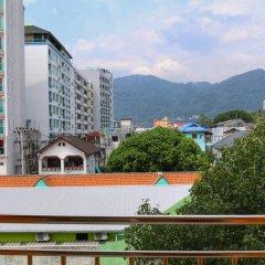 Отель B & L Guesthouse балкон
