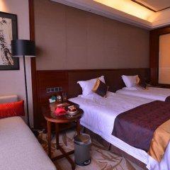 Ji'an Hotel 4* Улучшенный номер с различными типами кроватей