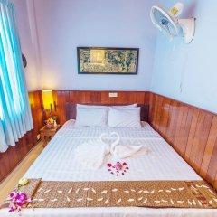 Отель Golden Temple Villa 4* Улучшенный номер с различными типами кроватей фото 6