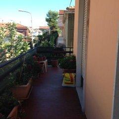Отель L'Ala sul Mare Италия, Монтезильвано - отзывы, цены и фото номеров - забронировать отель L'Ala sul Mare онлайн балкон