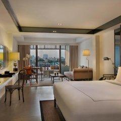 Отель Riva Surya Bangkok 4* Представительский номер с различными типами кроватей фото 2