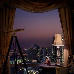 Отель The Ritz Carlton Guangzhou 5* Номер Делюкс фото 3