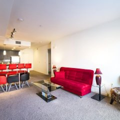 Отель Ginosi Wilshire Apartel Апартаменты с 2 отдельными кроватями фото 21