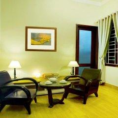 Отель An Hoi Town Homestay 2* Стандартный семейный номер с двуспальной кроватью фото 2