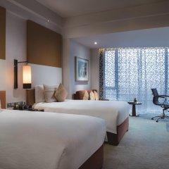 Отель Grand Millennium HongQiao Shanghai 4* Стандартный номер с различными типами кроватей фото 2