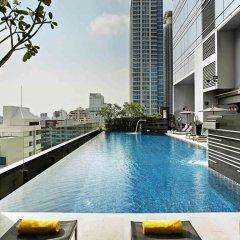 Отель Novotel Bangkok Ploenchit Sukhumvit бассейн