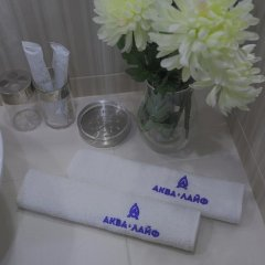 Гостиница Mini Hotel Aqua Life в Красноярске отзывы, цены и фото номеров - забронировать гостиницу Mini Hotel Aqua Life онлайн Красноярск ванная фото 2