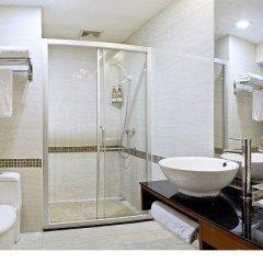 Paco Business Hotel Jiangtai Metro Station Branch 3* Номер Делюкс с различными типами кроватей фото 9
