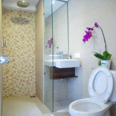 Отель Grand Barong Resort 3* Улучшенный номер с различными типами кроватей фото 6