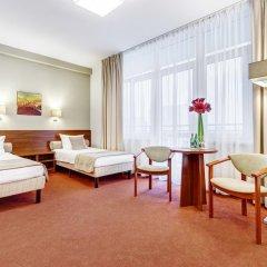 Metropol Hotel 3* Стандартный номер с 2 отдельными кроватями фото 3