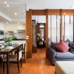 Amanta Hotel & Residence Ratchada 4* Апартаменты с различными типами кроватей фото 8